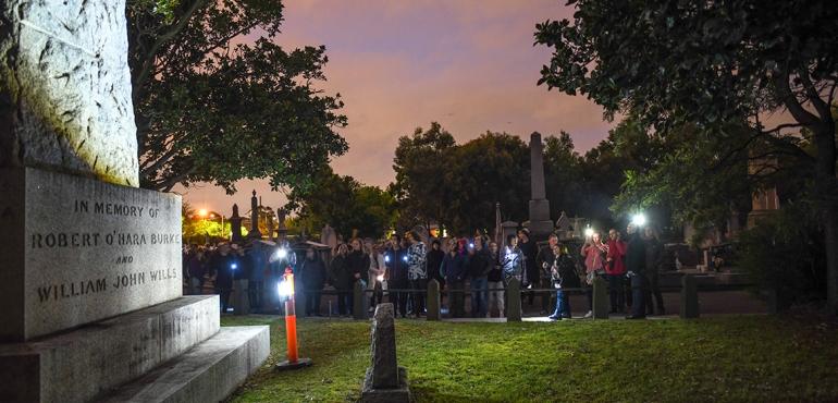 Southern Metropolitan Cemetries Trust_0000_Halloween 2017 Melbourne General Cemetery